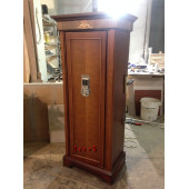 Safe Cabinet with marquetry